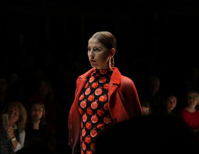 Berlin Mercedes-Benz Fashion Week Cashmere Victim Runway Show Januar 2018 Autumn Winter