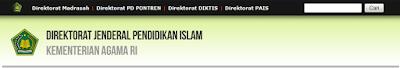Download Buku PAI dan Bahasa Arab Kurikulum 2013 untuk MA