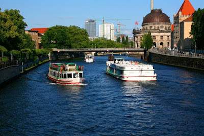 Sungai Spree, Berlin