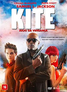 Kite: Anjo da Vingança - BDRip Dual Áudio