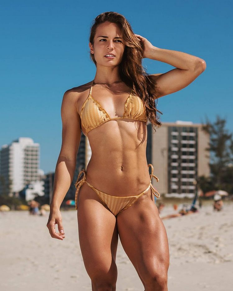 Fit Girl from Brazil Vanessa Garcia