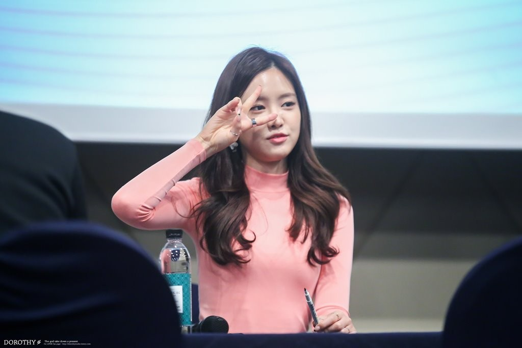 Naeun A Pink Cute Moments