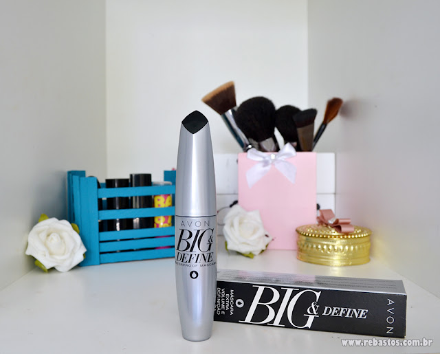 Big & Define - Máscara cílios Avon