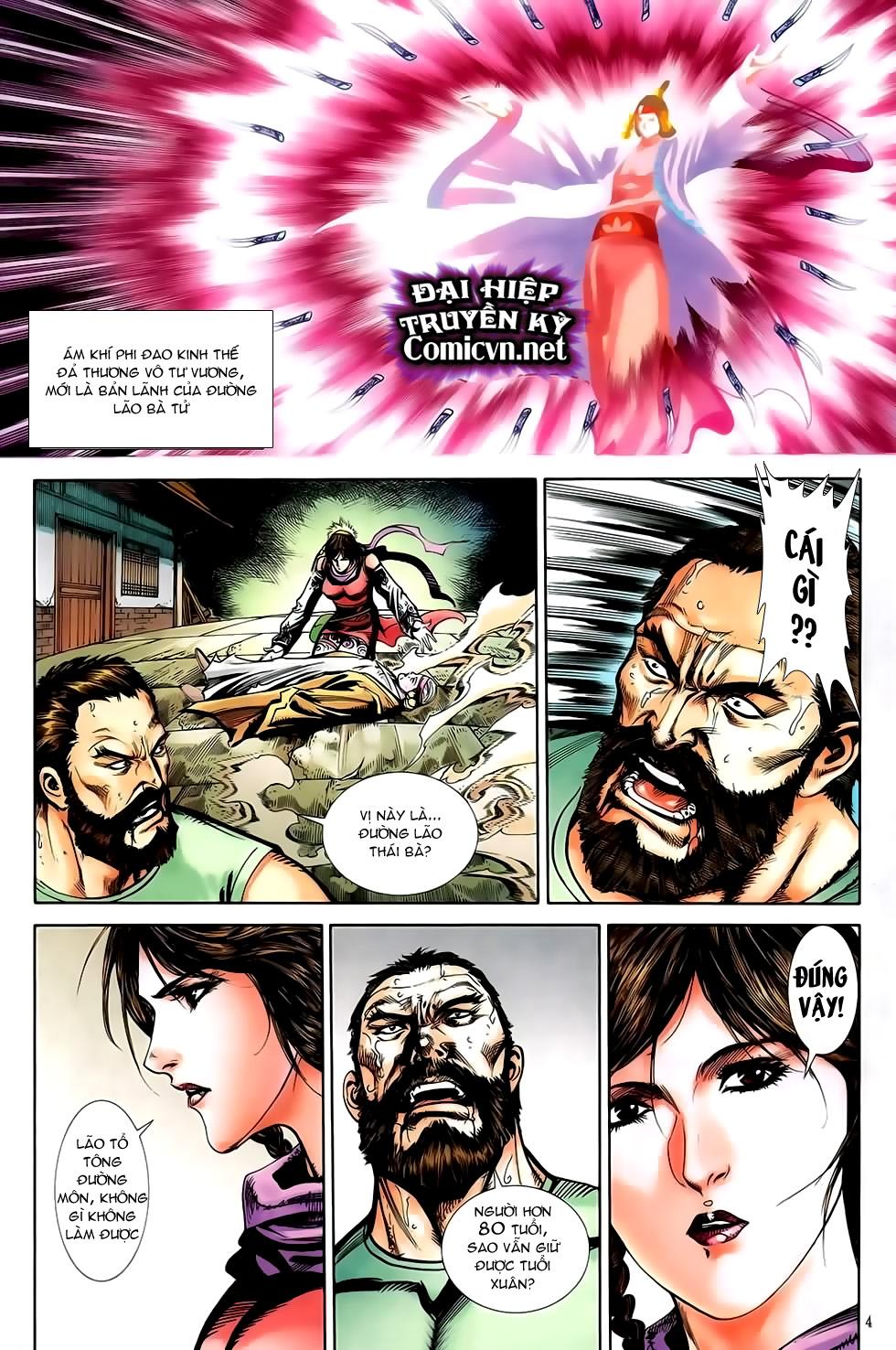 Đại Hiệp Truyền Kỳ (Thần Châu Hậu Truyện) chap 51 - Trang 3