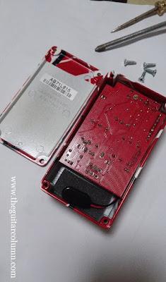 mxr evh phase 90 battery