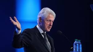 EX-PRESIDENT BILL CLINTON CANCELS VISIT TO NIGERIA