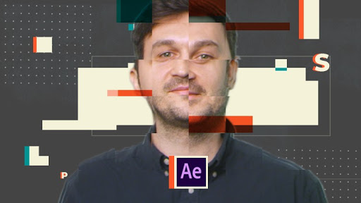 Glitch Text Animation In Adobe After Effects Udemy Coupon