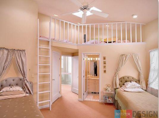 Adult Girls Bedrooms