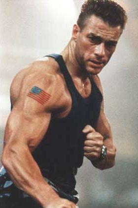 Melbu Metu World Famous Actor Jean Claude Van Damme Sexy