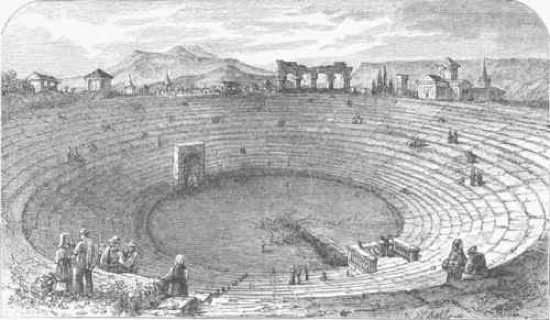 Fidenae Amphitheatre Collapse