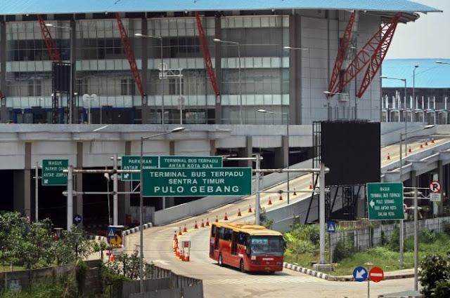 Terminal Pulogebang Menjadi Terminal Yang Dihindari Oleh Bus Antar Kota, Inilah Penjelasanya ..