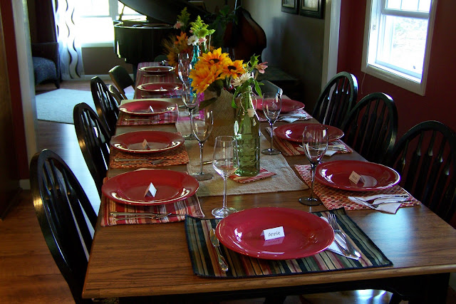 Thoughts on Life – The Family Dinner
