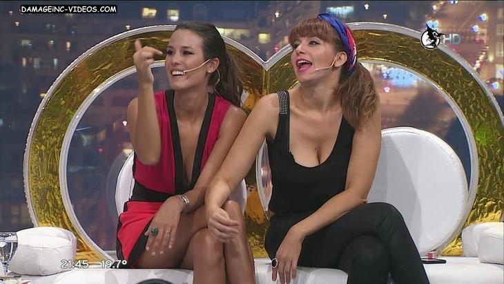 Luli Fernandez and Julieta Cayetina big chested models damageinc videos HD