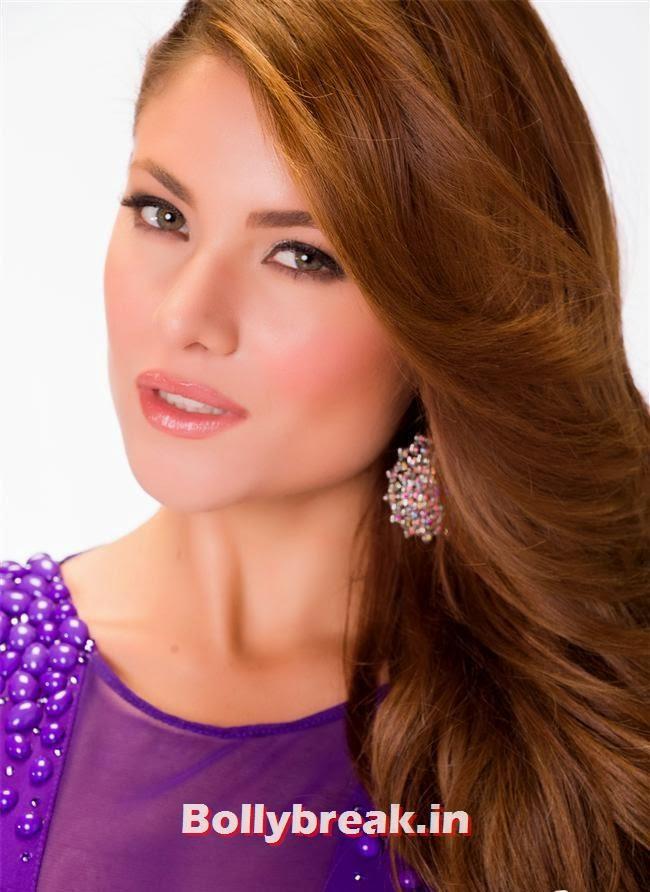 Miss Ecuador, Miss Universe 2013 Contestant Pics