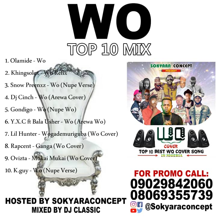 Top 10 Wo Music In Nigeria