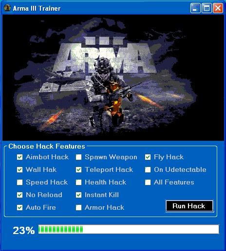 Hack Cheat Game Download: Arma III Hack Tool [WORKING!]