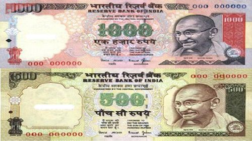 Demonetized notes rs500 and rs1000 to pay bsnl bills