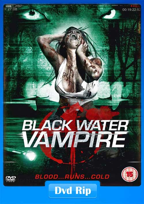 The Black Water Vampire 2014 DVDRip x264 Poster