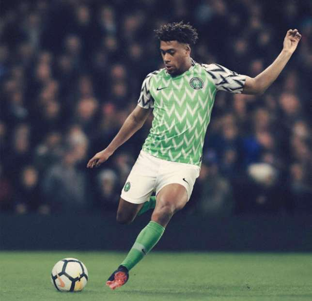 Nike unveils Super Eagles kits for 2018 World Cup