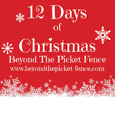 christmas projects, DIY, Beyond the Picket Fence, https://goo.gl/gFRphU