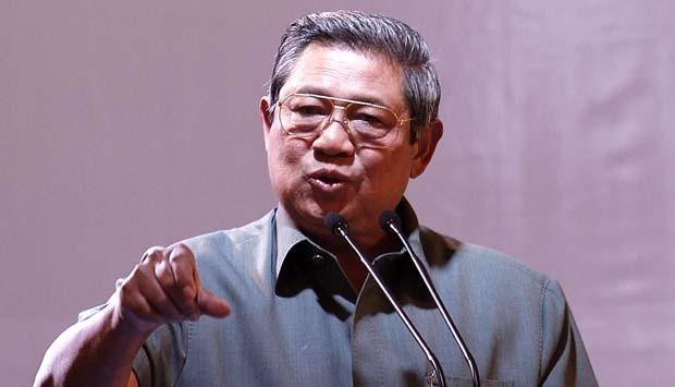Geram Diserang Antarasi, SBY Tuding Grasi yang Diberikan Presiden Politis!