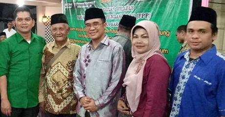Adib Alfikri Siap Pimpin Padang, Maidestal Hari Mahesa: Banyak Orang Berharap Adib Alfikri Diusung PPP