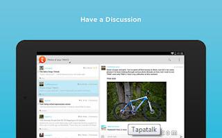 Aplikasi Tapatalk v6.5.0 Mod Bebas Iklan