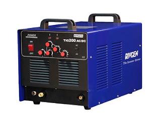 Hình ảnh máy hàn Rivcen Tig 200 AC/DC