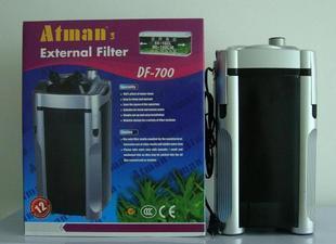lọc thùng chuyên dùng cho hồ thủy sinh Atman DF 700