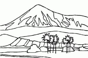 Alle Beiträge Zu Paisajes De Montañas Y Rios Para Colorear Auf