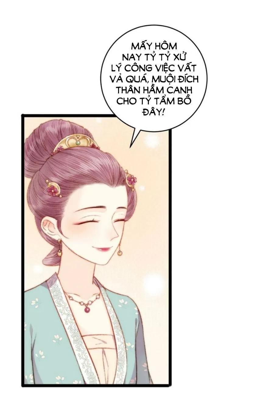 Nàng Phi Cửu Khanh - Thần Y Kiều Nữ chap 51 - Trang 35