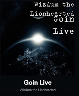 New Music: Wizdum The Lionhearted - Goin Live