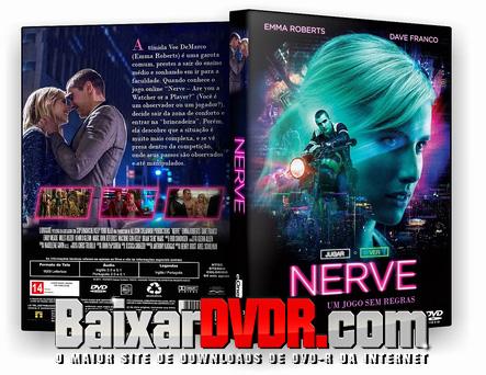 Nerve – Um Jogo Sem Regras (2016) DVD-R Oficial