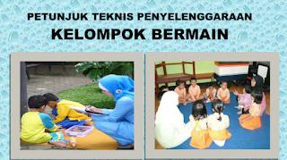 Petunjuk Teknis Penyelenggaraan Kelompok Bermain, Penyelenggaraan Taman Penitipan Anak, Penyelenggaraan Taman Kanak-Kanak, PAUD Bina Iman Anak (PAUDBIA), PAUD Holistik Integratif