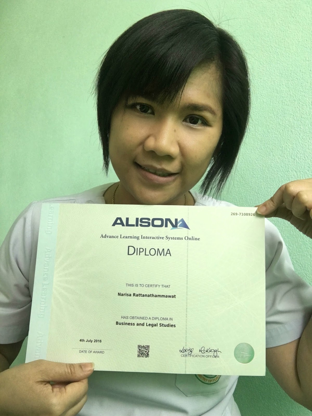 Alison A New World Of Free Certified Learning Data Recovery
