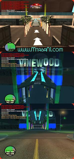 Spawn Map Greenzoneli - EdwarD v1