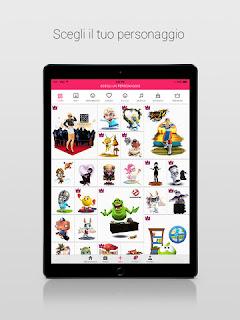 Zoobe - registra e condividi videomessaggi animati