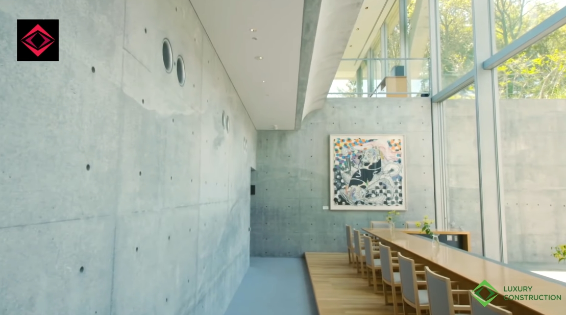 Tour Tadao Ando Minimalism Hotel Matsuyama, Japan vs. 27 Interior Design Photos