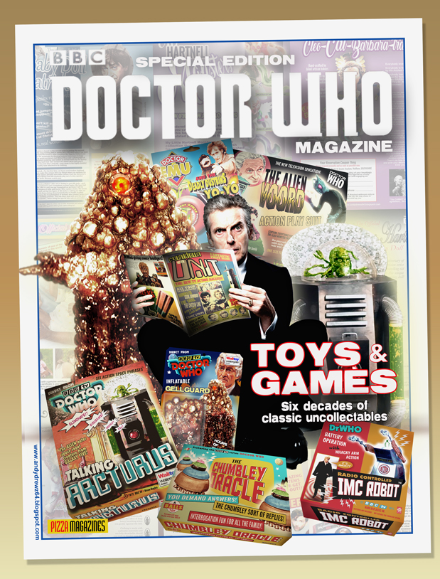 Andydrewz S Pages Doctor Who Magazine Special Edition