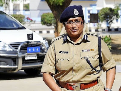 गुजरात की पहली महिला आईपीएस अधिकारी गीता जोहरी गुजरात की नई डीजीपी नियुक्त की गई