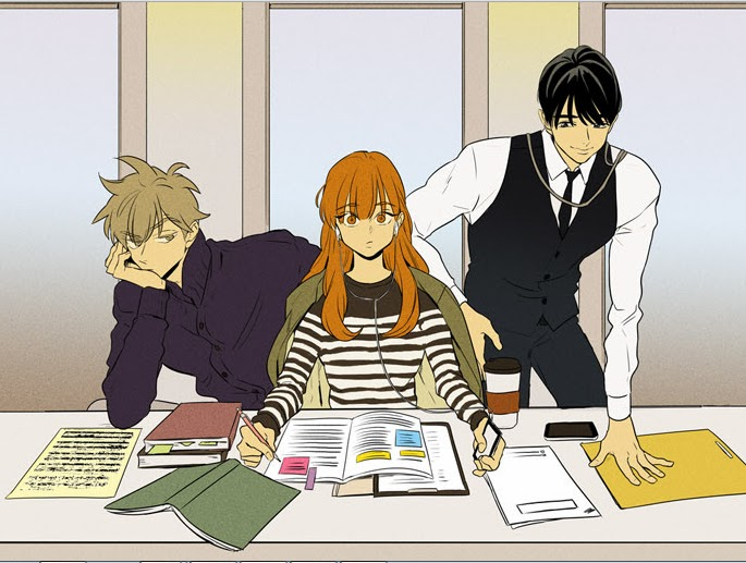 Top Webtoon Comics to Read | Her Campus