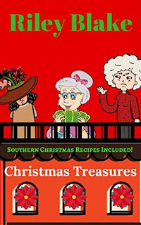 Christmas Treasures (A Cozy Retirement Mystery) by Riley Blake