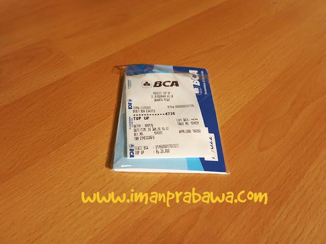 Contoh e-Ticket
