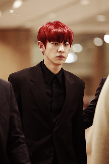 Red Chanyeol EXO