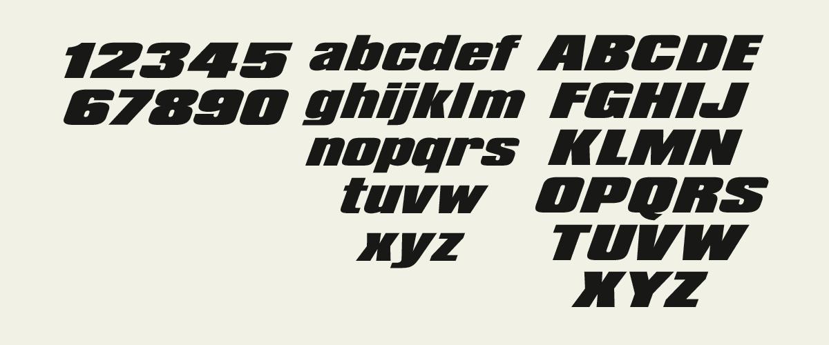 Kumpulan Font Terbaik Untuk Desain Sticker - Convecta