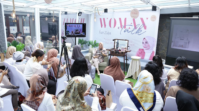 Jadi Enterpreneur Sukses Always Glowing In Ala Futri Zulya, Founder ZGlow Clinic Skincare