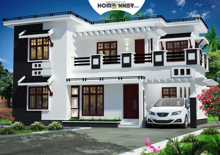 villa bhk bhk home design bhk home plan bhk kerala home design modern house plans designs ideas ark