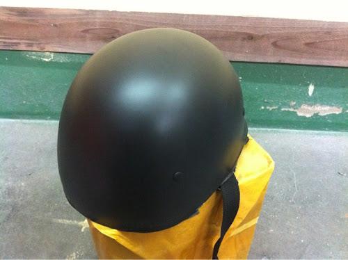3 - カスタムペイント工程 ハーレーダビッドソン 04FXDL