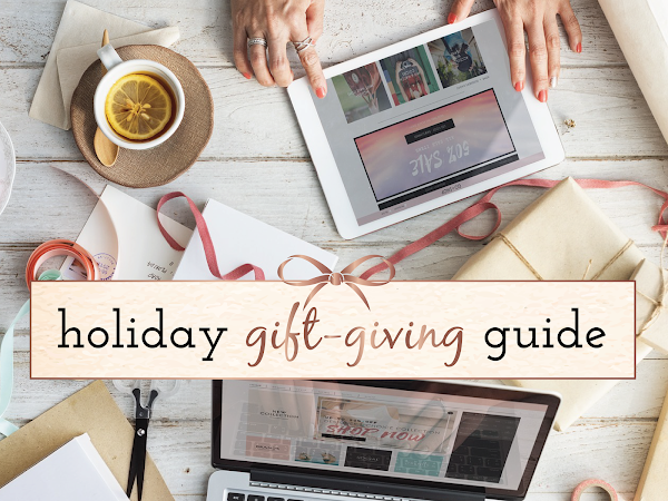 Holiday Gift Guide for Beauty Junkies