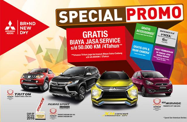 Promo dan Kredit Mitsubishi Bintaro 2016